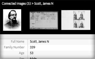 Images on the 1860 census
