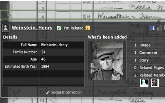 Viewer and 1930 US census
