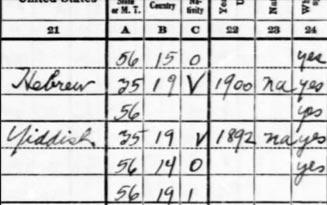 Literacy 1930 census