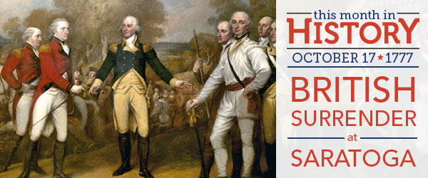 Image result for after the Continental Army's defeat of British forces at Saratoga e