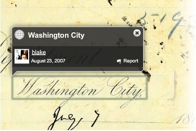 Annotating Documents