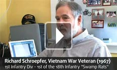 Vietnam Name War Veteran Video