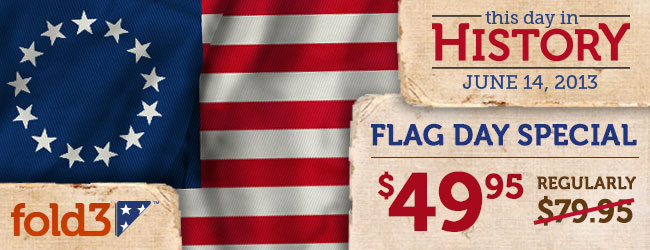 Flag Day Offer. Only $49.95! Start Today