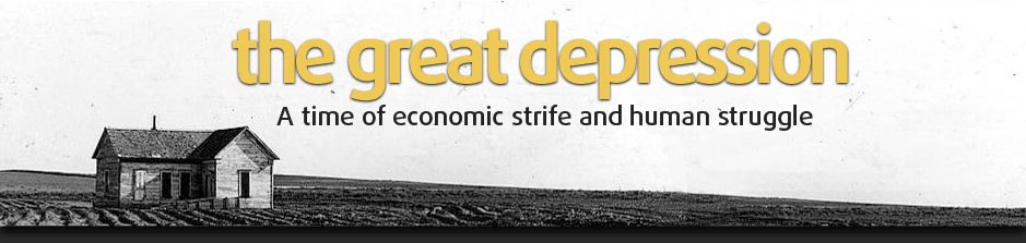 The Great Depression - A time of economic strife and human struggle