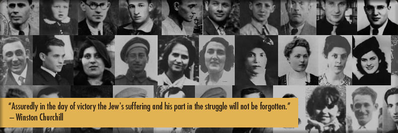 Stories from the Holocaust