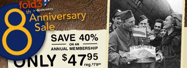 Save 40% with this 8th Anniversary Sale. Ends January 31, 2015