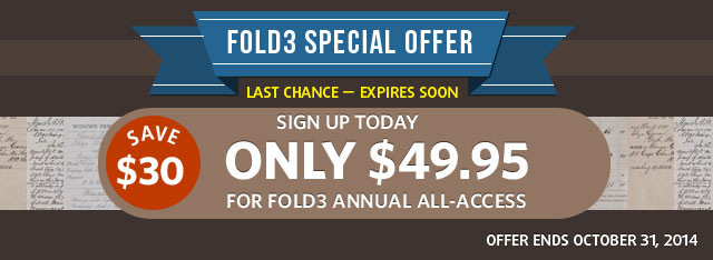 Save $30 with this special offer. Ends September 30, 2014